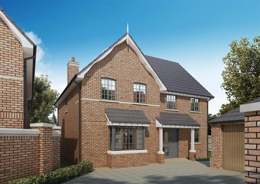 4 Bedrooms Detached House for sale in The Courtyard, Wilson Street, Anlaby
