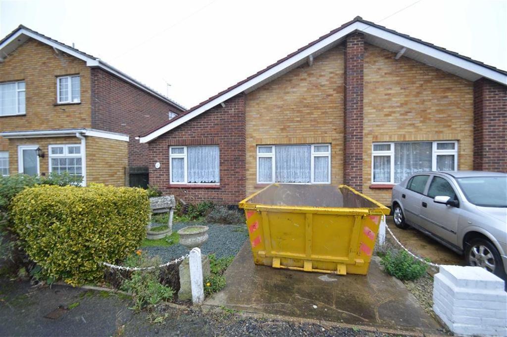 2 Bedrooms Semi Detached Bungalow for sale in Old School Meadow, Great Wakering, Essex