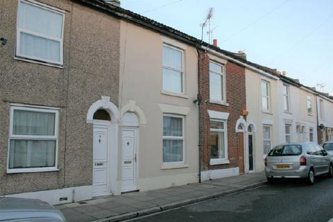 3 bedroom terraced house to rent - SOUTHSEA - ST VINCENT ROAD- UNFURN