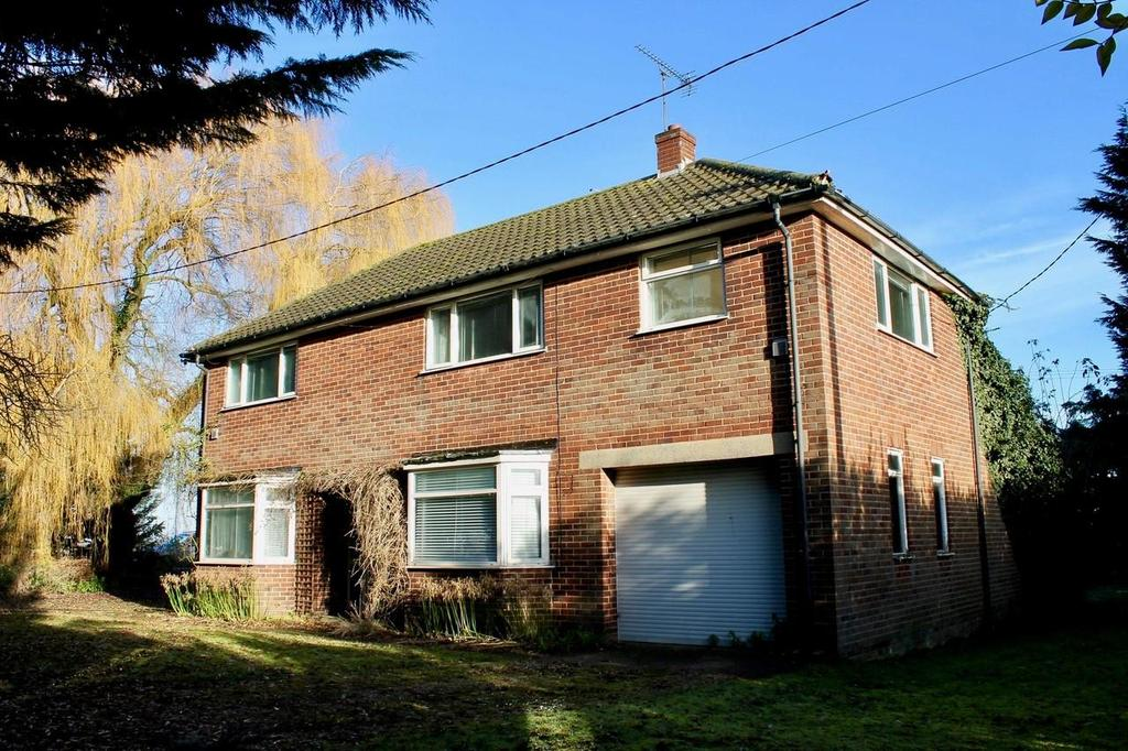 3 Bedrooms Detached House for sale in Kenny Hill, Suffolk