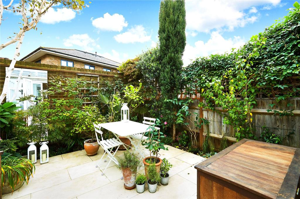 3 Bedrooms End Of Terrace House for sale in Vanderbilt Villas, Sterne Street, Shepherd's Bush, W12