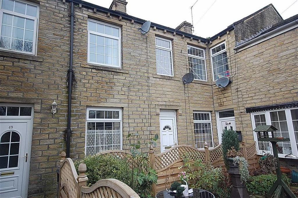 2 Bedrooms Terraced House for sale in Huddersfield Road, Meltham, Holmfirth, HD9