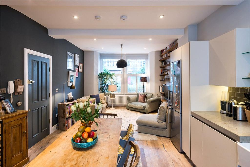 2 Bedrooms Flat for sale in Agincourt Road, Hampstead, London, NW3