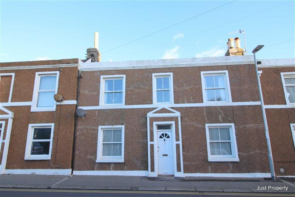 4 Bedrooms Terraced House for sale in White Rock Road, Hastings