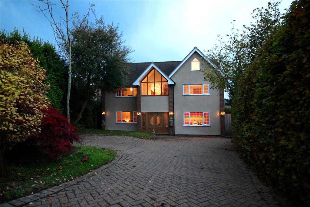 5 Bedrooms Detached House for sale in Harvest Hill, East Grinstead, West Sussex