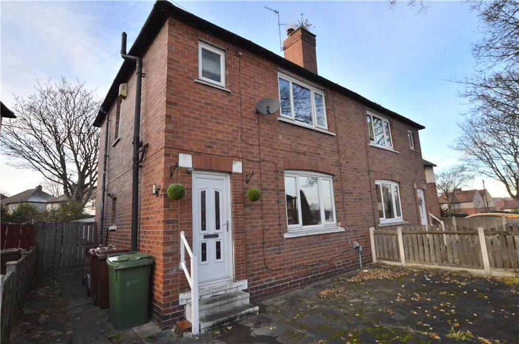3 Bedrooms Semi Detached House for sale in Flanshaw Grove, Wakefield, West Yorkshire