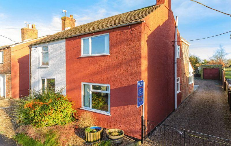 3 Bedrooms Semi Detached House for sale in 4 Chapel Lane, Baumber