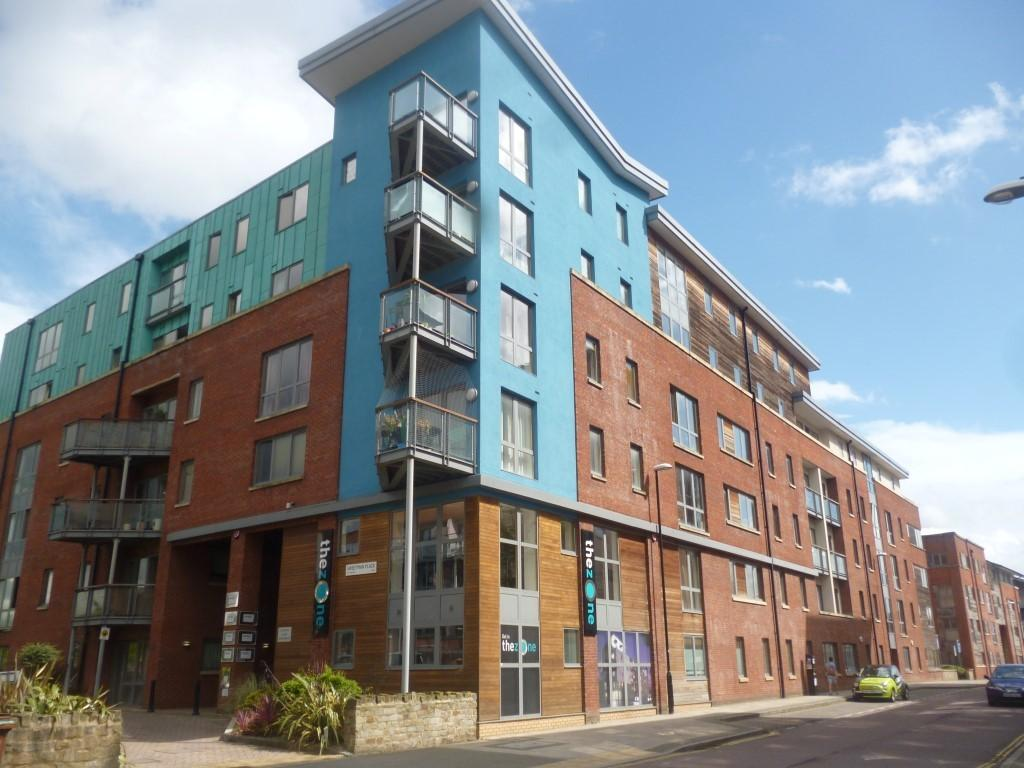 1 Bedroom Apartment Flat for rent in City Centre, Ratcliffe Court, BS2 0FD