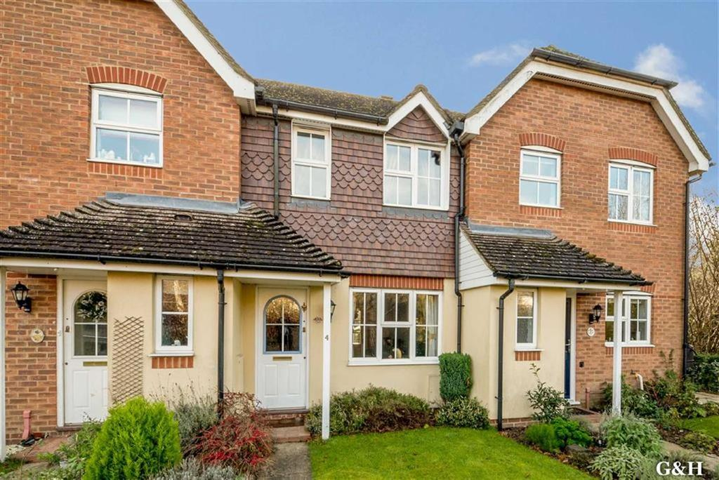2 Bedrooms Terraced House for sale in Lancaster Close, Hamstreet, Ashford