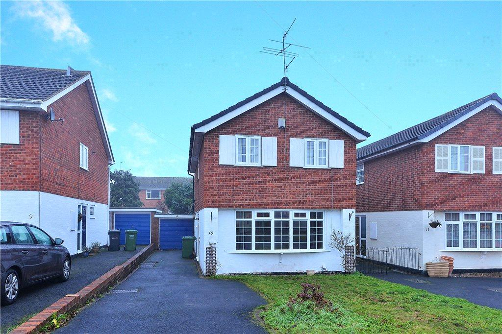 3 Bedrooms Detached House for sale in Elmdale Drive, Kidderminster, DY10