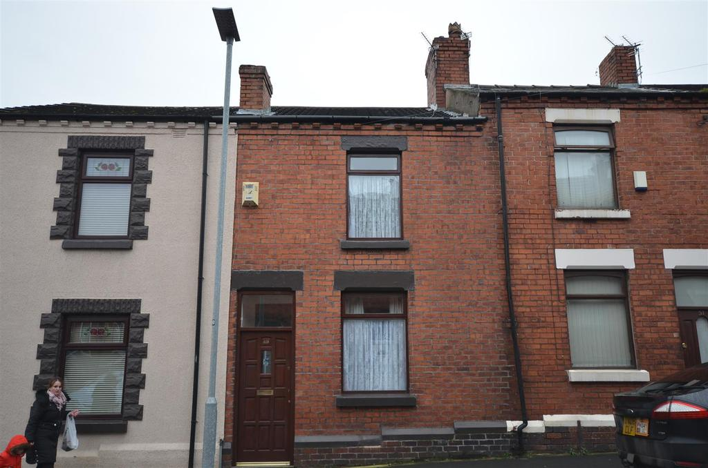 2 Bedrooms Terraced House for sale in Exeter Street, St. Helens