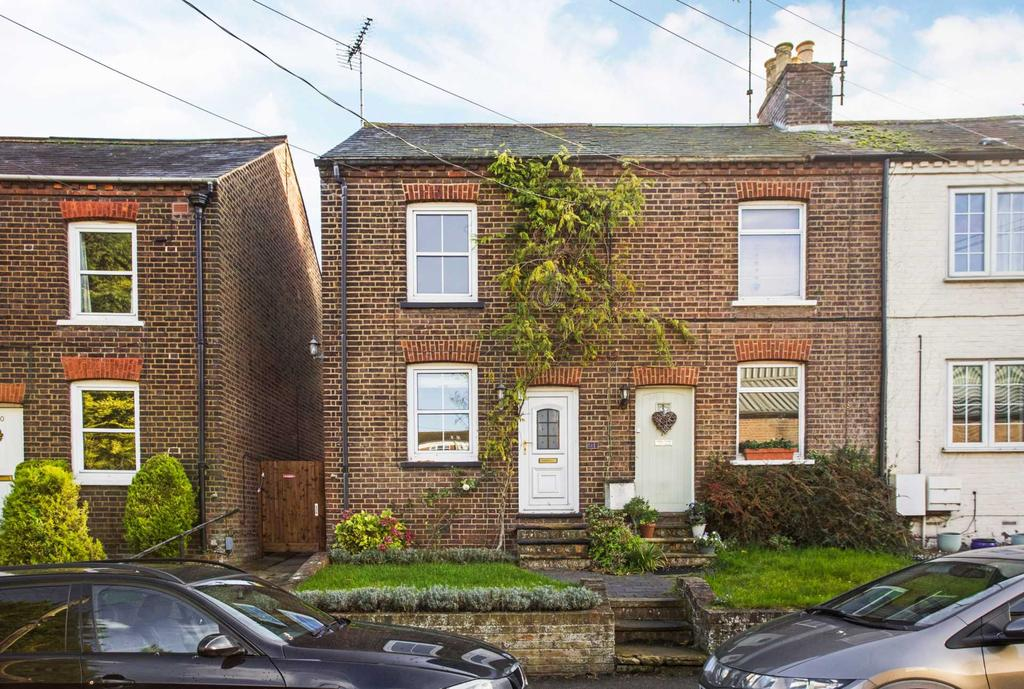 2 Bedrooms End Of Terrace House for sale in Brook Street, Tring