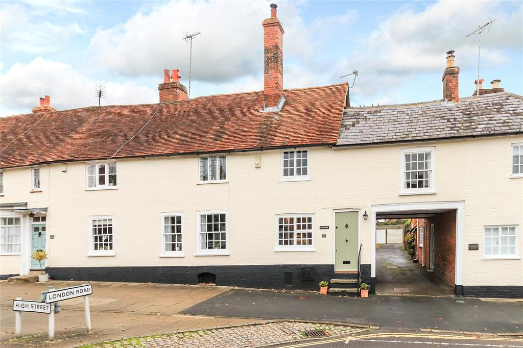 3 Bedrooms Terraced House for sale in High Street, Odiham, Hook, Hampshire