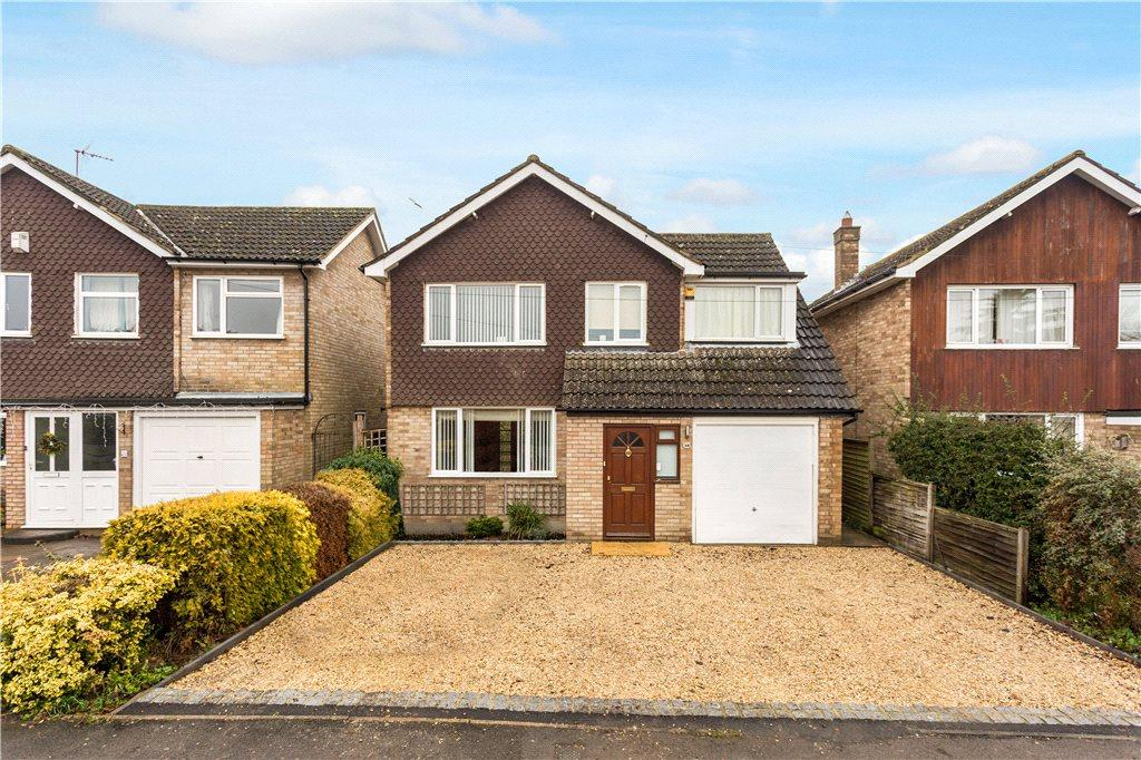 4 Bedrooms Detached House for sale in Place Farm Way, Monks Risborough, Princes Risborough, Buckinghamshire
