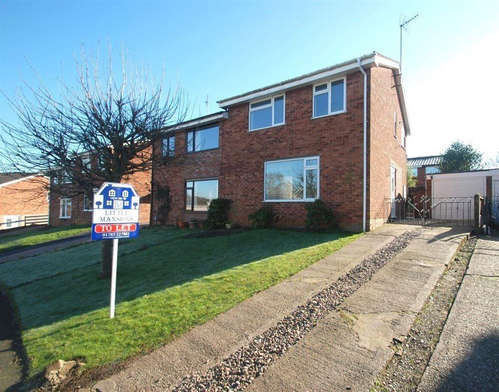 3 Bedrooms House for rent in Stonepine Close, Wildwood, Stafford, ST17 4QS