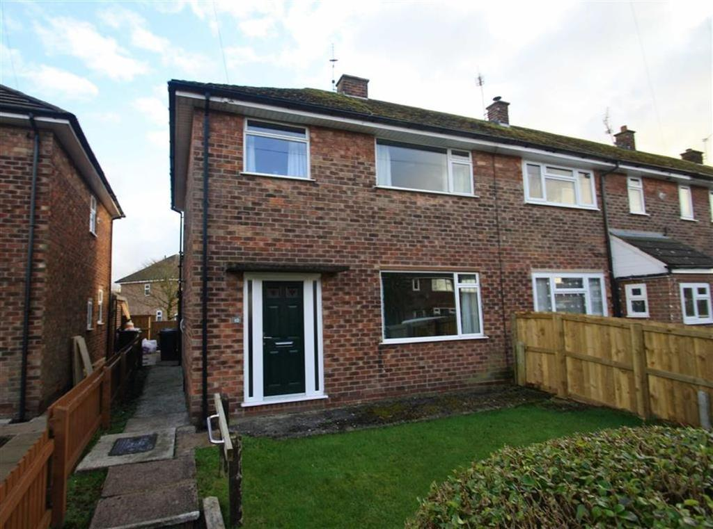 3 Bedrooms End Of Terrace House for sale in Holly Bank Road, Wilmslow