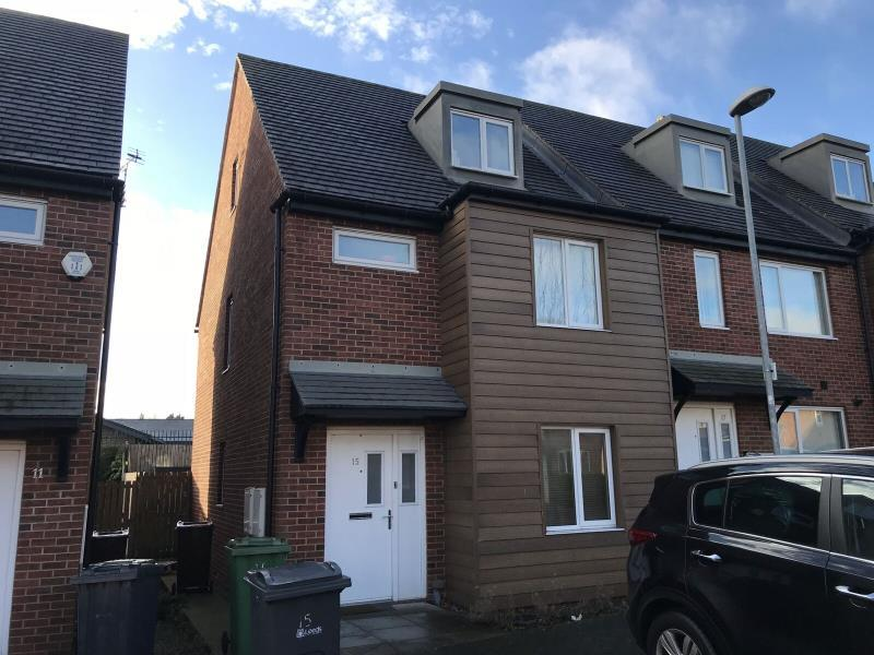 3 Bedrooms Terraced House for sale in OAKLANDS DRIVE, GIPTON, LS8 3TJ
