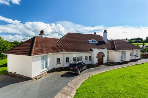 5 bedroom detached bungalow for sale - Berry Down, COMBE MARTIN, Ilfracombe, Devon