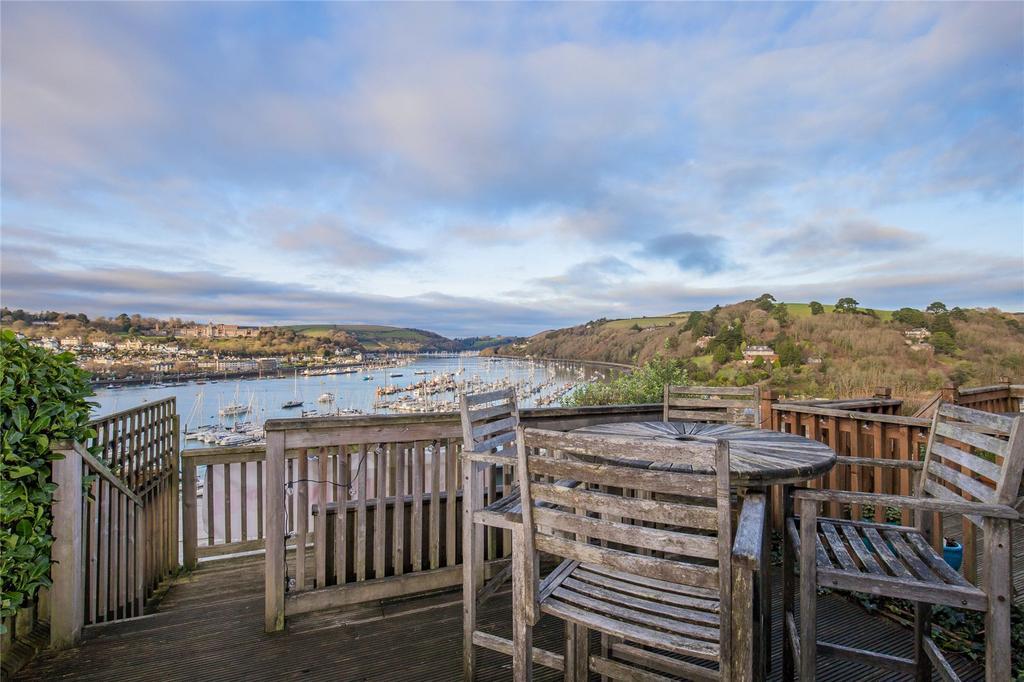2 Bedrooms Terraced House for sale in Hillside Terrace, Fore Street, Kingswear, Dartmouth, TQ6