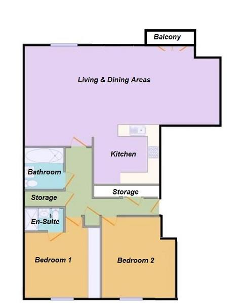 Floorplan 1 of 2: Floor Plans