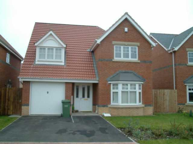 4 Bedrooms Detached House for rent in Newbiggin Close, Eaglescliffe