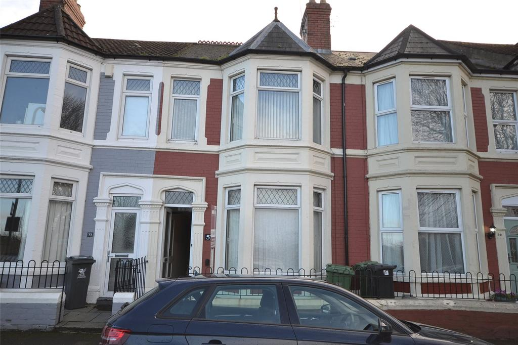 3 Bedrooms Terraced House for sale in Clarence Embankment, Cardiff, CF10
