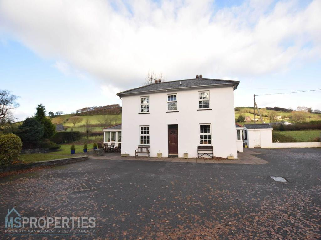 4 Bedrooms House for sale in Capel Bangor, Aberystwyth,