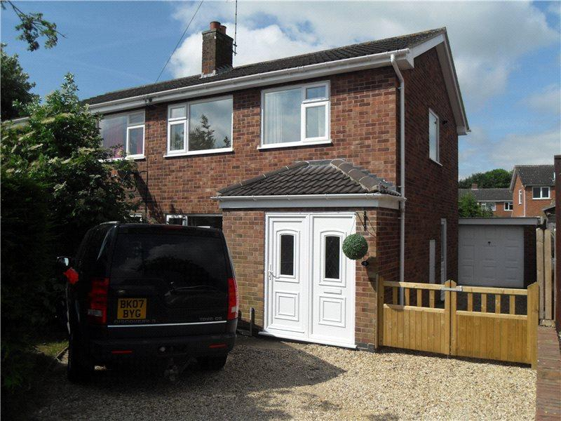 3 Bedrooms Semi Detached House for rent in Saxelby Road, Asfordby, Melton Mowbray