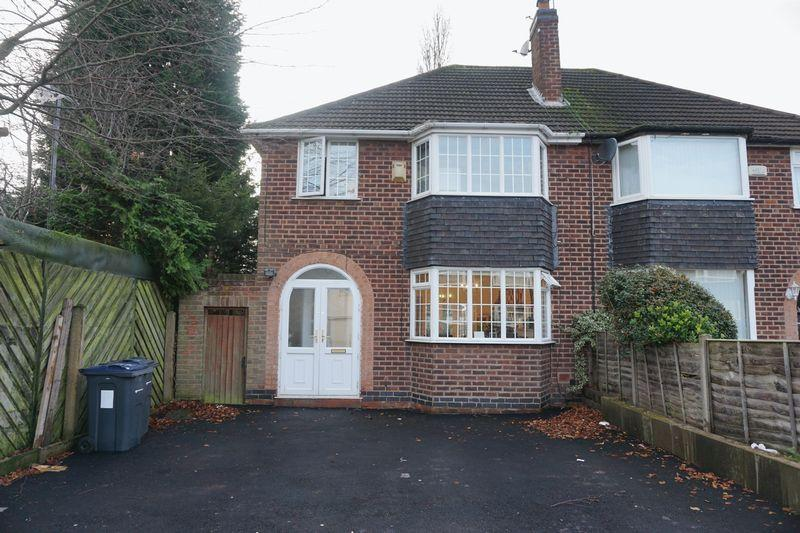 3 Bedrooms Semi Detached House for sale in Fairbourne Avenue, Great Barr.