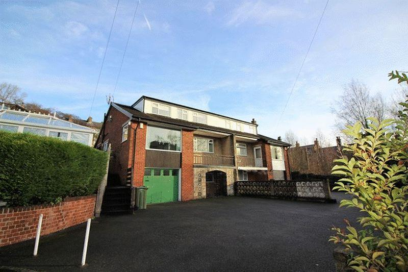 4 Bedrooms Semi Detached House for sale in Whitegate Drive, Whitegate, Halifax