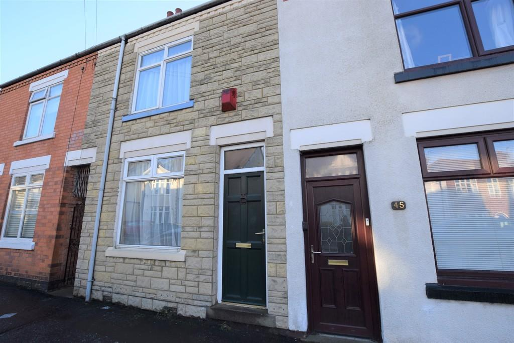 2 Bedrooms Terraced House for sale in Edward Street, Hinckley