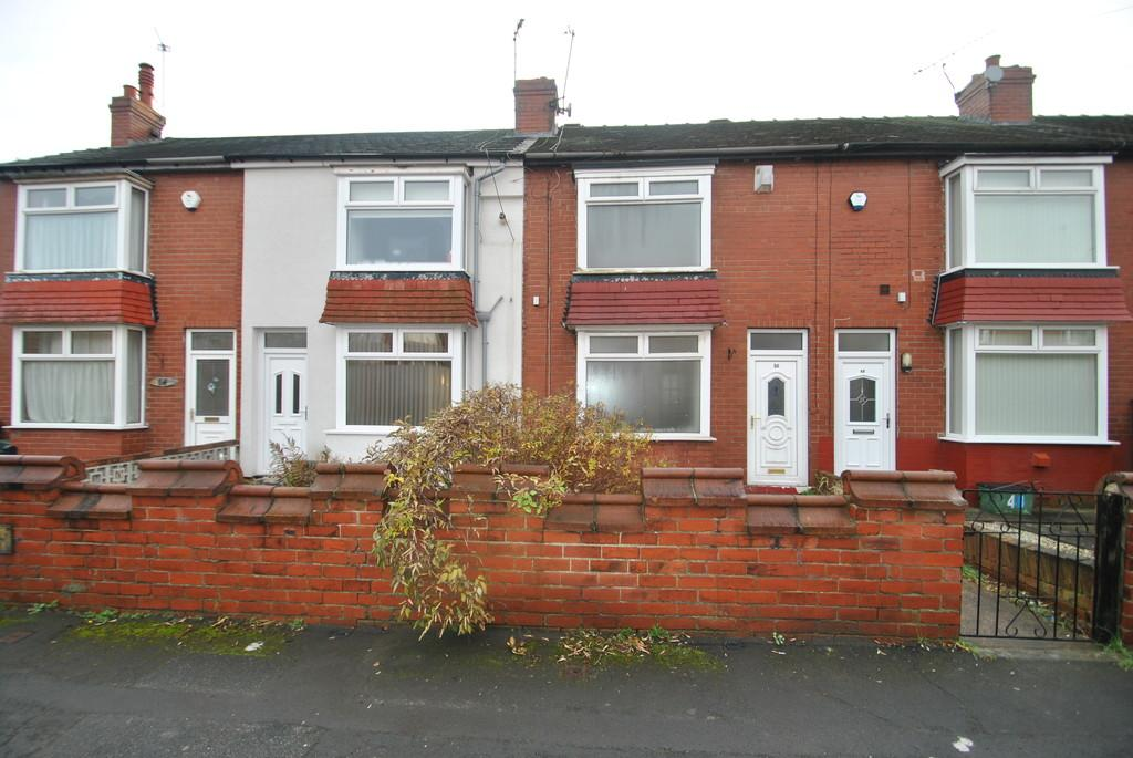 3 Bedrooms Terraced House for sale in Herbert Road, Doncaster