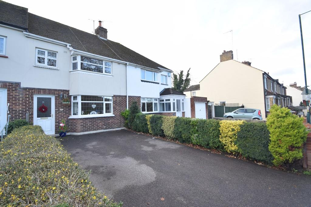 3 Bedrooms Terraced House for sale in Capstone Road, Chatham, ME5