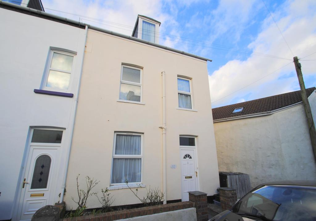 3 Bedrooms Terraced House for sale in Osborne Road, Ilfracombe