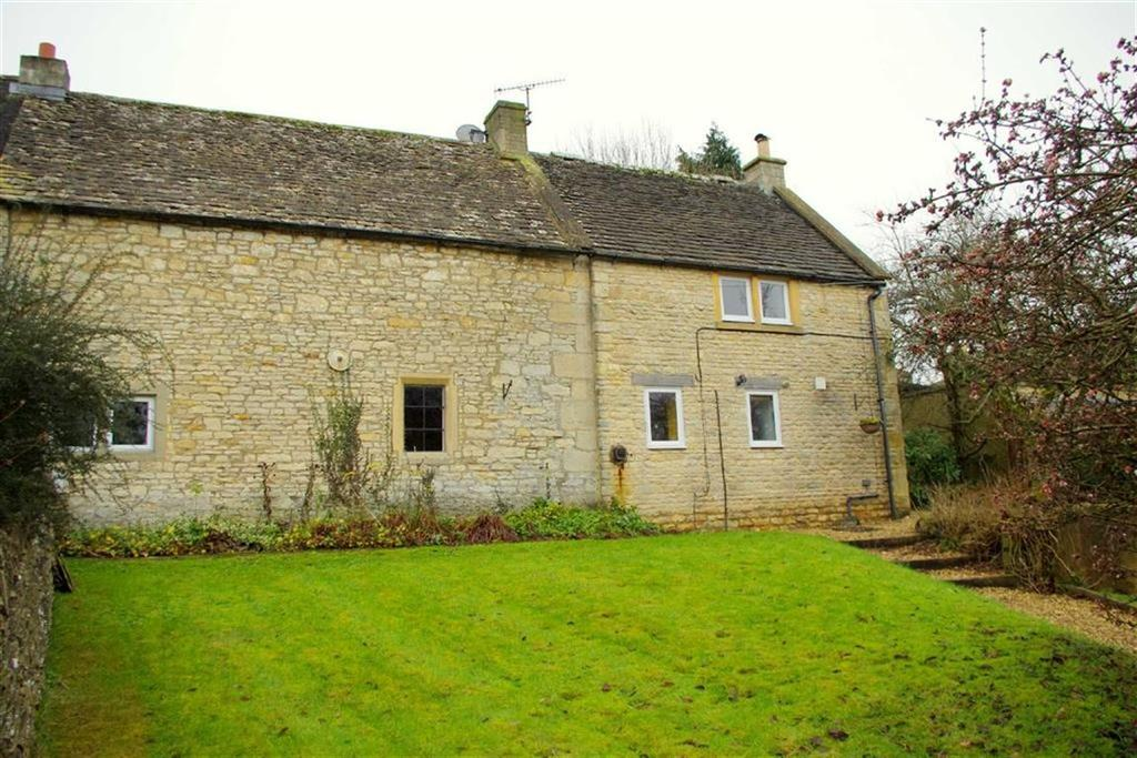 3 Bedrooms Semi Detached House for sale in Kilham Lane, Shipton Oliffe, Gloucestershire