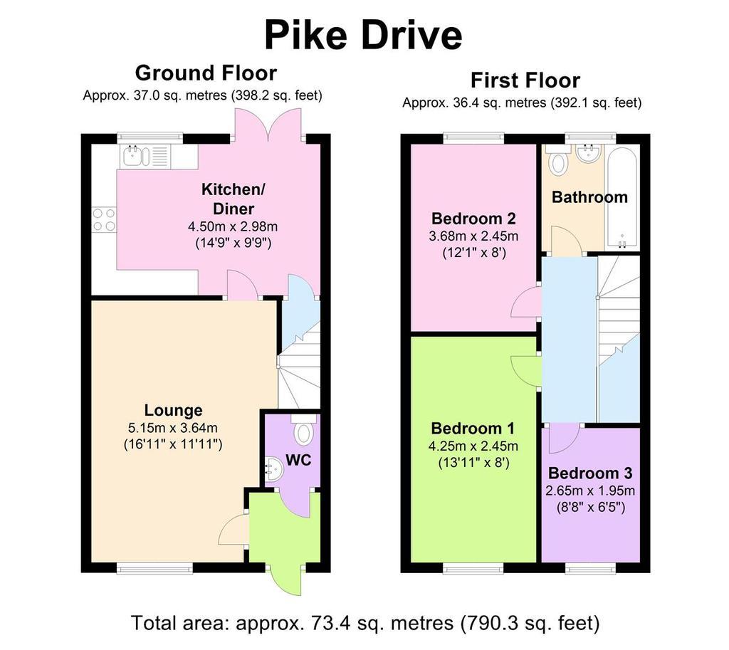 Floorplan: 33 Pike Drive   Floorplan.JPG