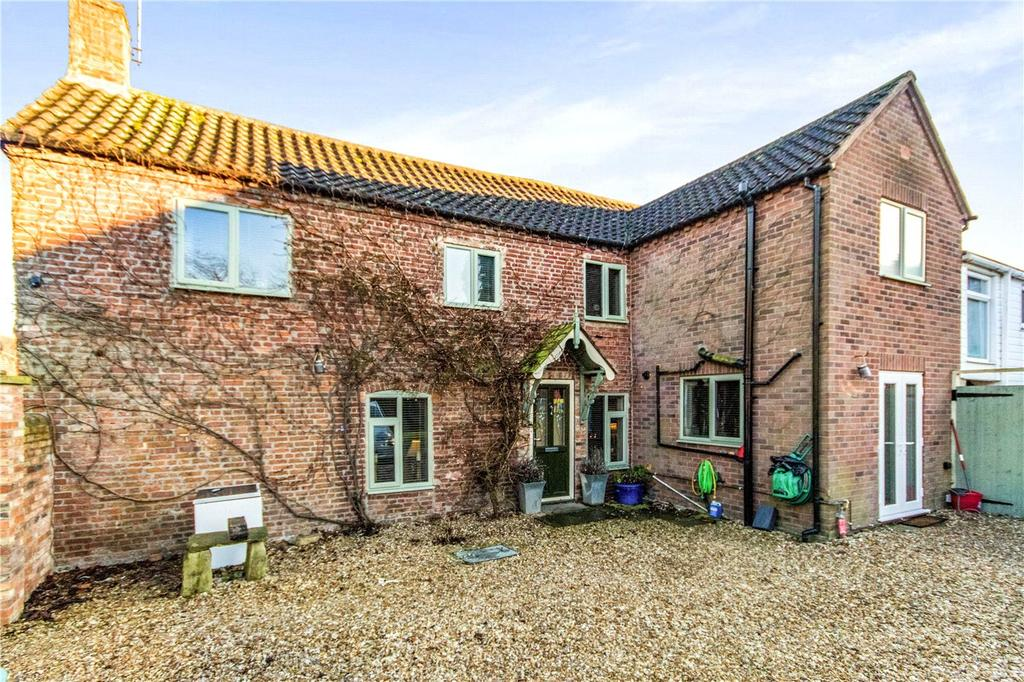 3 Bedrooms Semi Detached House for sale in Main Road, Little Hale, Sleaford, Lincolnshire, NG34