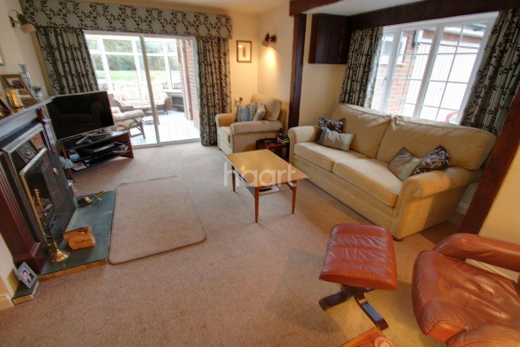 4 Bedrooms Detached House for sale in Richmond Close, Cosby, Leicester