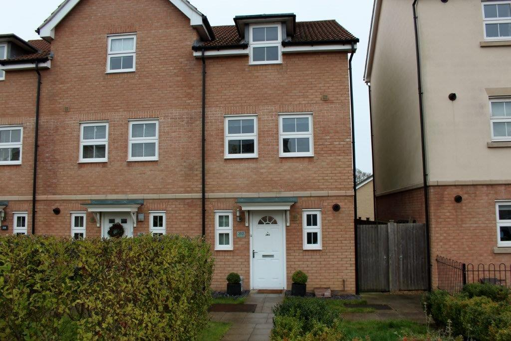 3 Bedrooms Town House for sale in Whites Way, Hedge End SO30