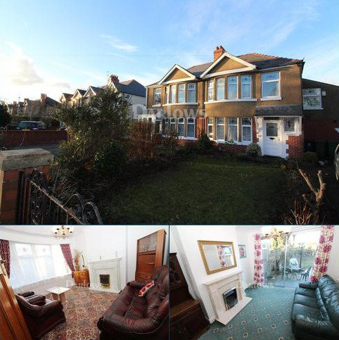 4 bedroom semi-detached house to rent - Heathwood Road