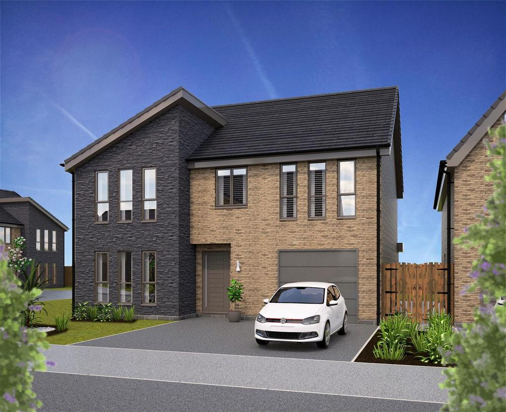 4 Bedrooms Detached House for sale in Plot 54 'Westminster', Rockcliffe Grange, Nottingham Road, Mansfield