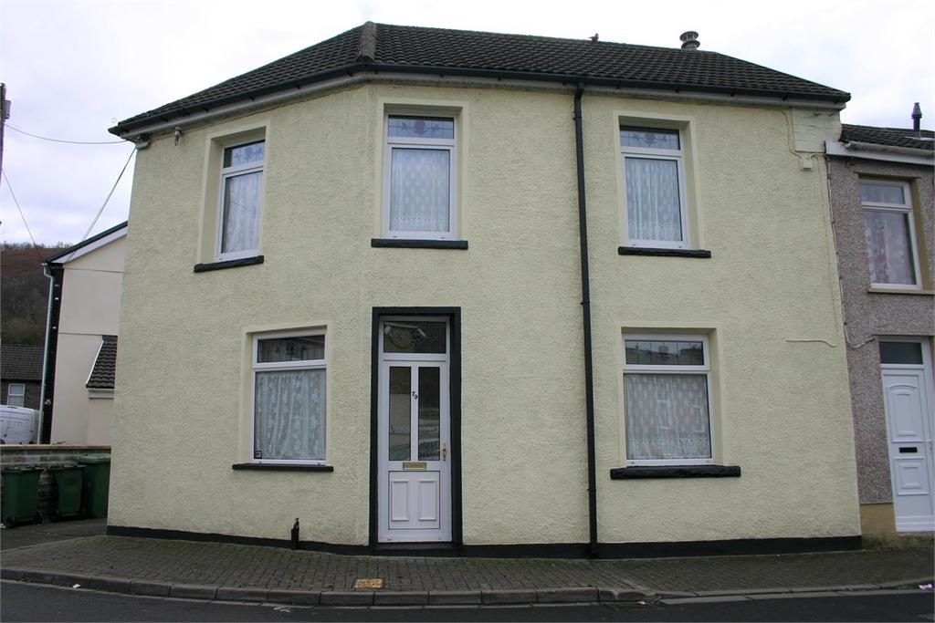 3 Bedrooms End Of Terrace House for rent in 79 Bonvilston Road, Trallwng, Pontypridd, Rhondda Cynon Taff, CF37 4RF