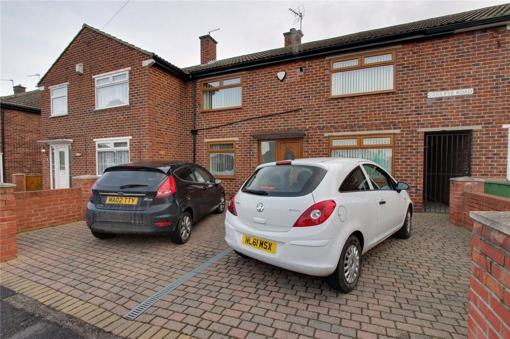 3 Bedrooms Terraced House for sale in Carlyle Road, Eston