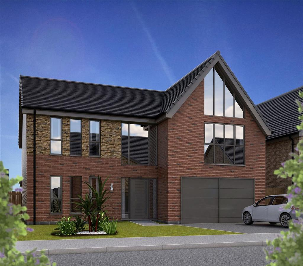 5 Bedrooms Detached House for sale in Plot 52 'Mayfair', Rockcliffe Grange, Nottingham Road, Mansfield