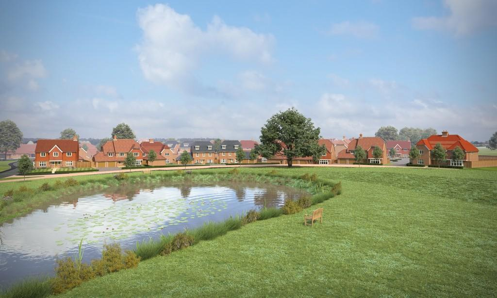 5 Bedrooms Detached House for sale in Abingworth Meadows, Thakeham