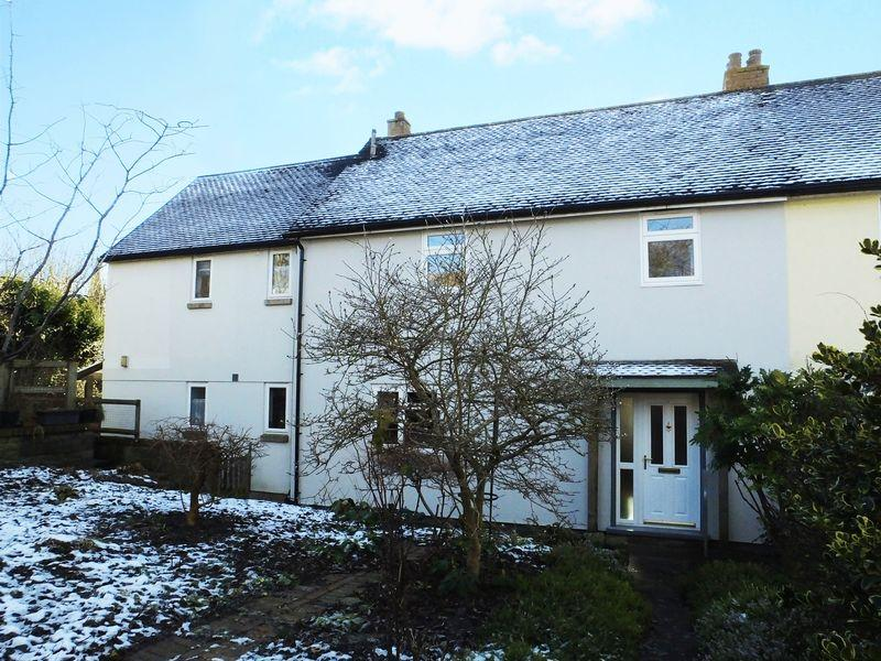 4 Bedrooms Semi Detached House for sale in Poorscript Lane, Grosmont, ABERGAVENNY, Monmouthshire