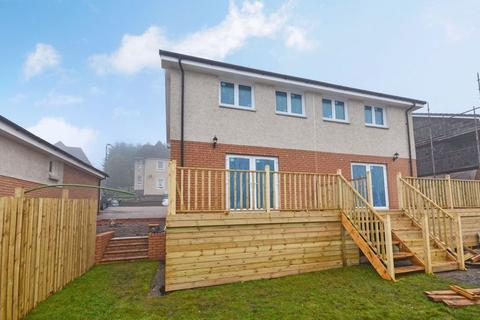 3 bedroom semi-detached house for sale - Hillside, Croy