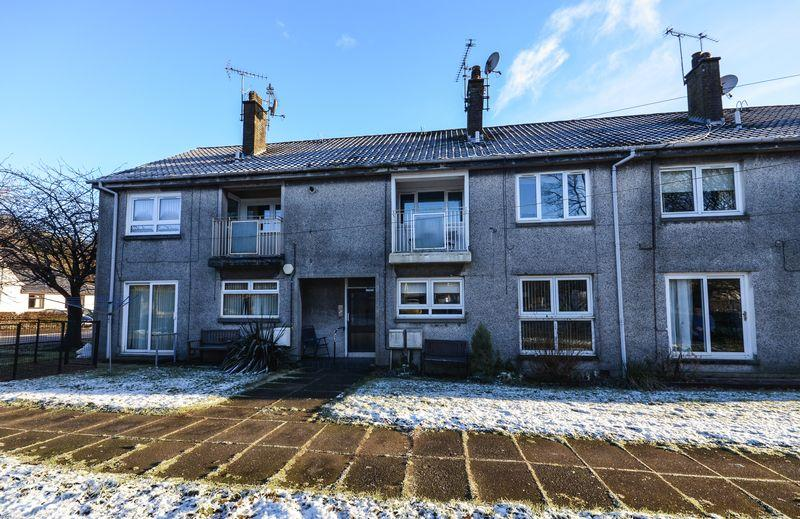 1 Bedroom Apartment Flat for sale in Stirling Road, Kilsyth