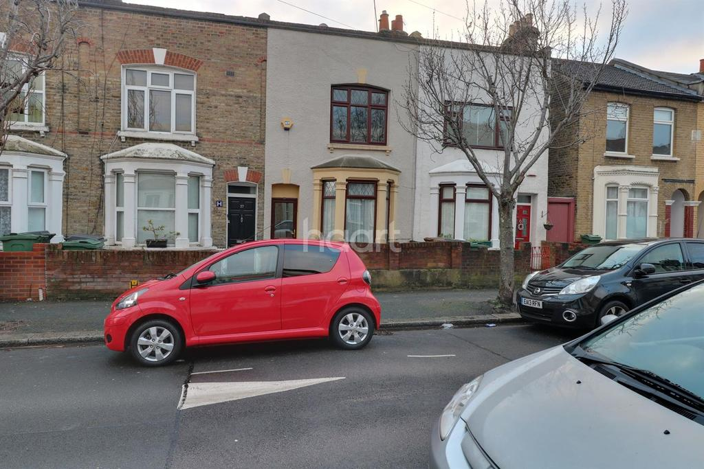 3 Bedrooms Terraced House for sale in Michael Road, Leytonstone