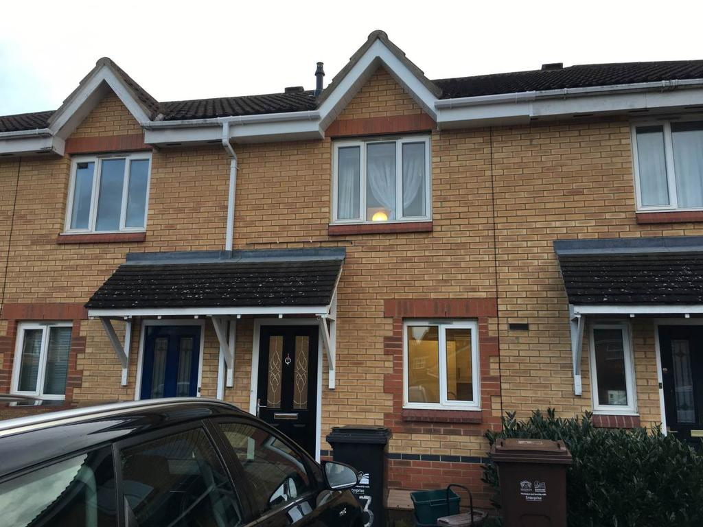 2 Bedrooms Terraced House for rent in Riverstone Way, Hunsbury Meadows, Northampton